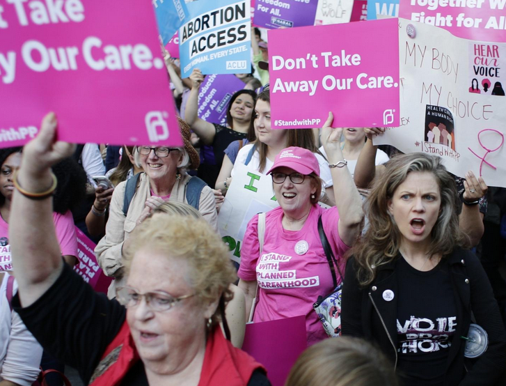 Planned Parenthood aborted 345,672 babies last year, received $616 million from gov't