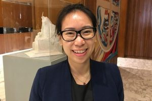 Synod: Young Indonesian auditor brings unique perspective